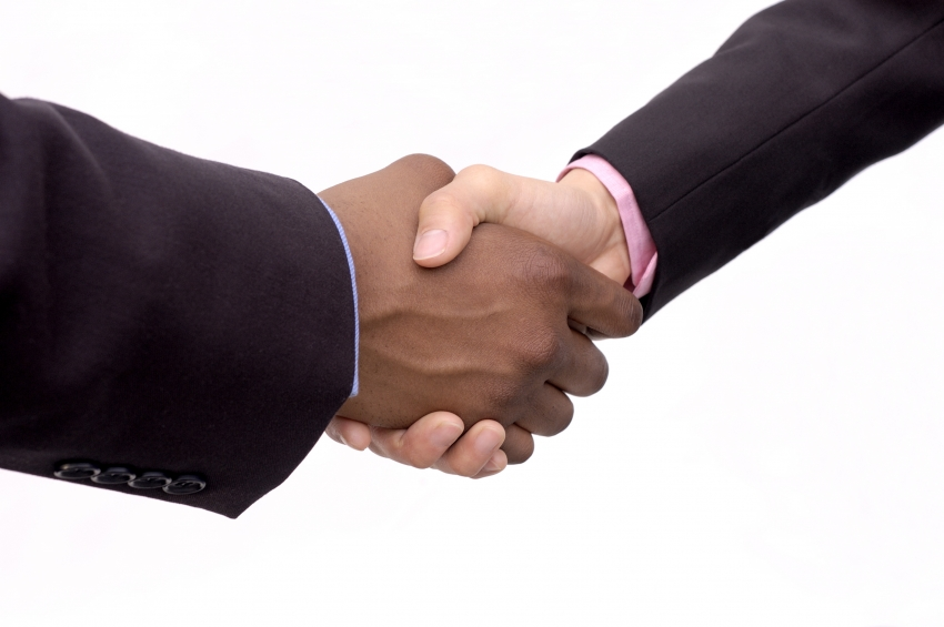 Solutions Created Handshake